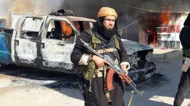 abu wahib, thu linh sung so cua is o iraq da bi tieu diet - anh:afp