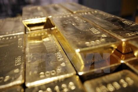 USD kéo giá vàng giảm phiên thứ 3 liên tiếp