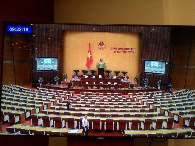 Hà Nội có 34 người ngoài Đảng tham gia ứng cử