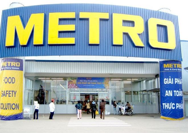 berli jucker plc (bjc) cua thai da mua lai chuoi sieu thi metro cash & carry viet nam. anh nguon internet