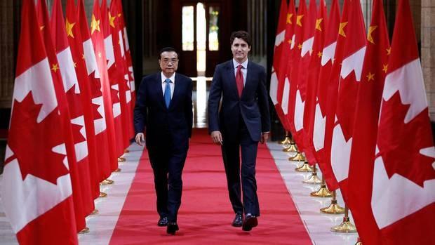 Trung Quốc ký thỏa thuận dừng tấn công mạng Canada - ảnh 1