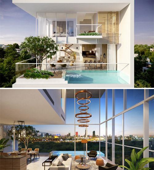 Một triệu USD mua được nhà như thế nào ở Việt Nam