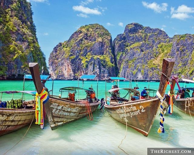 vinh maya, ko phi phi, thai lan