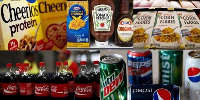 10 công ty kiểm soát mọi thứ bạn ăn hằng ngày