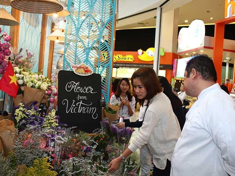 Hàng Việt xuất khẩu 1 tỉ đô qua kênh siêu thị