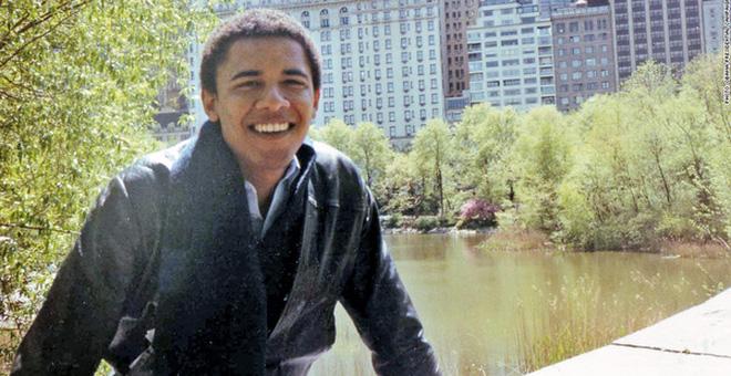 Ông Barack Obama:Từng là người bán kem, bồi bàn và nhân viên công trường!