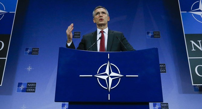 tong thu ky nato jens stoltenberg. anh reuters/yves herma