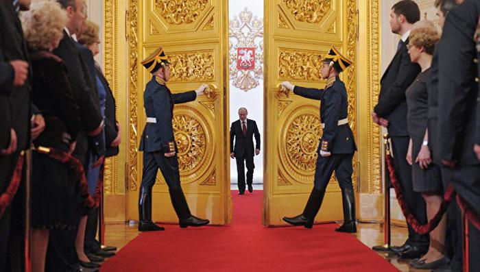 Tổng thống Vladimir Putin tuyên thệ nhậm chức, bước vào nhiệm kỳ thứ 4