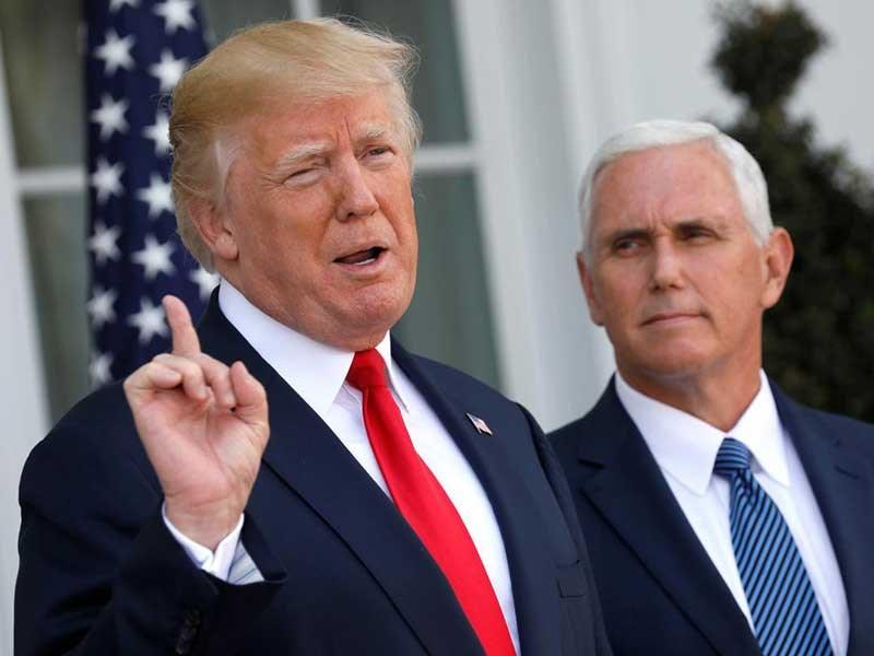Ông Trump ban bố tình trạng khẩn cấp về lạm dụng thuốc - ảnh 1