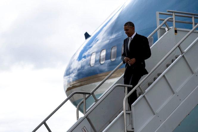 tong thong my barack obama se tham viet nam tu ngay 23-5 - anh: new york times