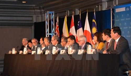 """""""Nước cờ chiến lược"""" giữa hai cường quốc Mỹ-Nhật mang tên TPP"""