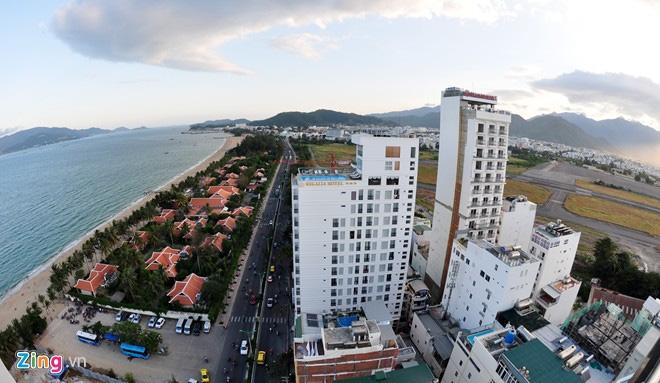 186 ha sân bay Nha Trang sẽ thành khu thương mại