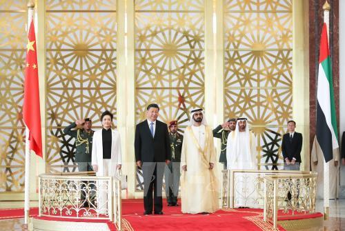 Trung Quốc 'tăng tốc' trong chiến lược Trung Đông-châu Phi