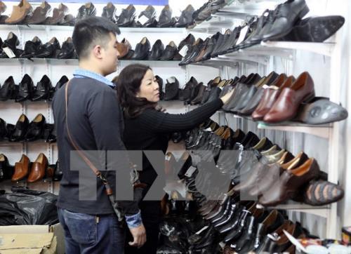 Xuất khẩu da giày vẫn phụ thuộc doanh nghiệp FDI