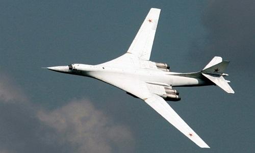 may bay nem bom tupolev tu-160 nga. anh:reuters