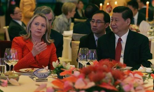 Hai thái cực về Hillary Clinton trong mắt người Trung Quốc