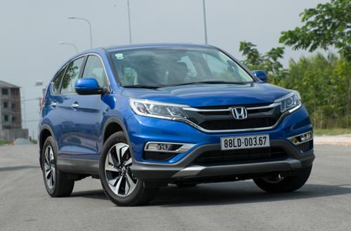 Bản chất cuộc đại hạ giá của Honda CR-V tại Việt Nam