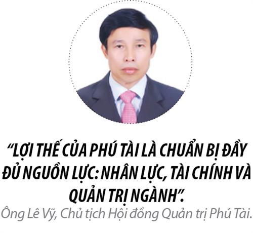Top 50 2017 - Hang 4: Cong ty Co phan - Tong Cong ty Phu Tai