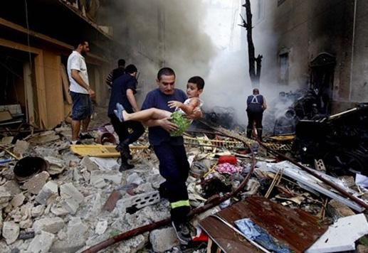 hang nghin dan thuong syria va iraq da thiet mang trong cac cuoc khong kich cua lien quan do my dung dau.