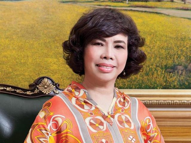 ba thai huong – pho chu tich hdqt kiem tong giam doc bacabank, chu tich tap doan th