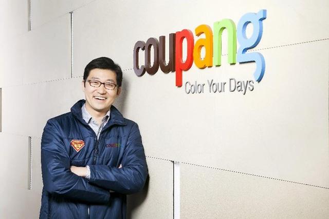anh: prnewsfoto / coupang, softbank corp./ap