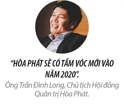 Top 50 2017 - Hang 8: Cong ty Co phan Tap doan Hoa Phat
