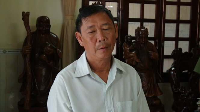 can bo thue nguyen thanh binh - anh: c.a