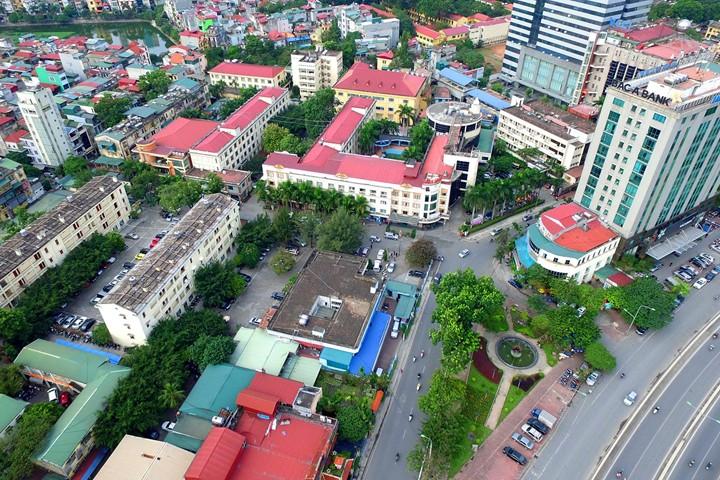 """Hà Nội chuẩn bị lập quy hoạch 1/500 hơn 41 ha """"đất vàng"""" tập thể Kim Liên"""