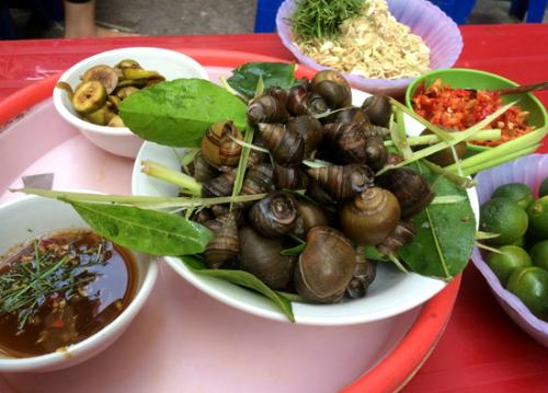 5 món ăn vặt thú vị cho chiều đông giá buốt ở Hà Nội