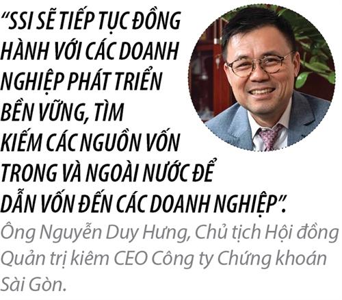 Top 50 2017: Cong ty Co phan Chung khoan Sai Gon