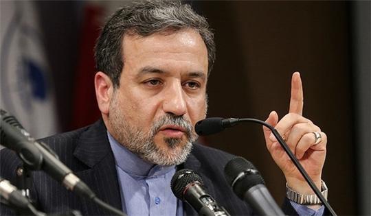 thu truong ngoai giao iran seyed abbas araqchi. anh: fars news