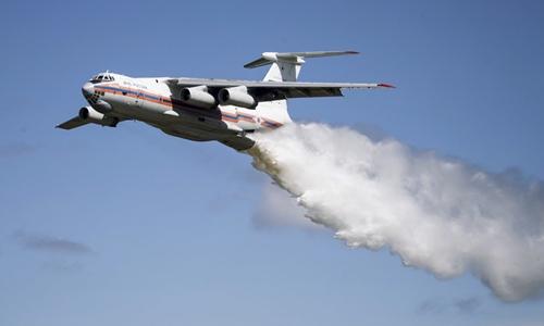 phi co ilyushin il-76ta cua nga. anh:sputnik.