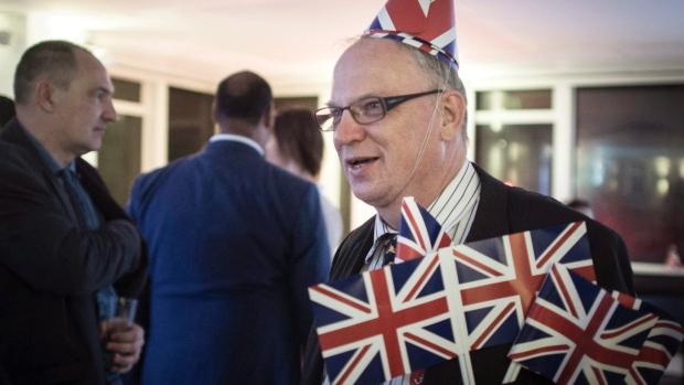 """cac nha dau tu se tan dung """"co hoi"""" brexit ra sao?"""