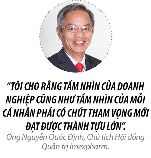Top 50 2017: Cong ty Co phan Duoc pham Imexpharm