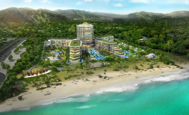 80% người mua biệt thự biển Phú Quốc đến từ Hà Nội