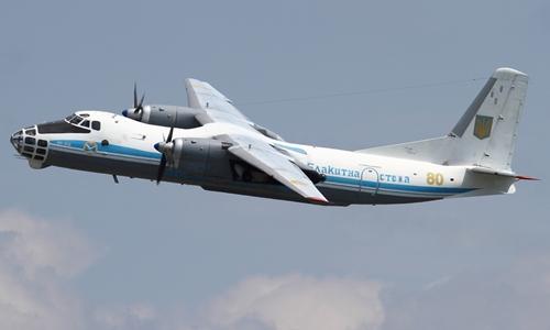 phi co an-30b cua ukraine. anh:planespotters.net.