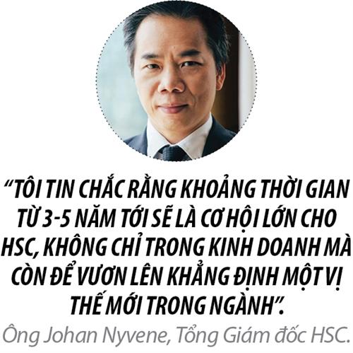 Top 50 2017: Cong ty Co phan Chung khoan Thanh pho Ho Chi Minh