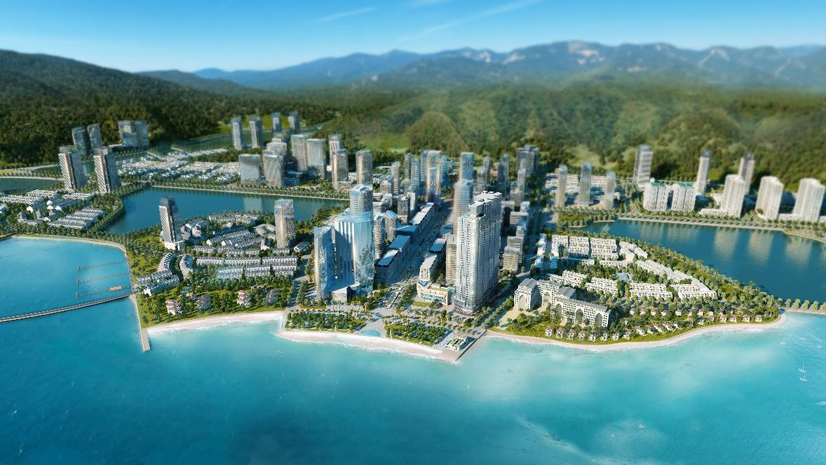 """Sắp ra mắt """"bom tấn"""" thị trường bất động sản nghỉ dưỡng Hạ Long"""