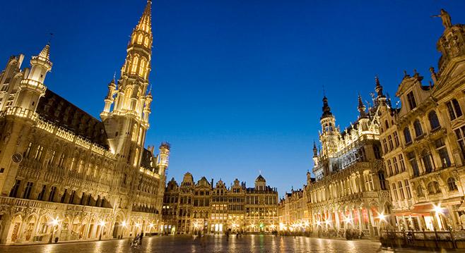 Xuất khẩu sang thị trường Bỉ, nhóm hàng sắt thép tăng vượt trội