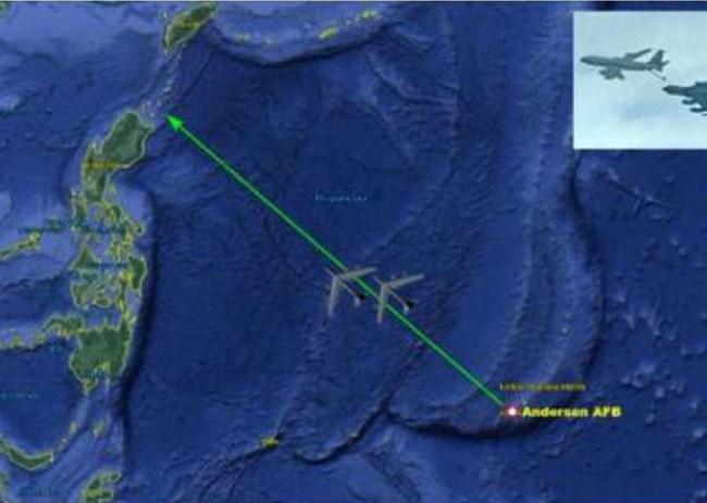 Mỹ liên tiếp điều 'pháo đài bay' B-52H đến Biển Đông dằn mặt Trung Quốc?