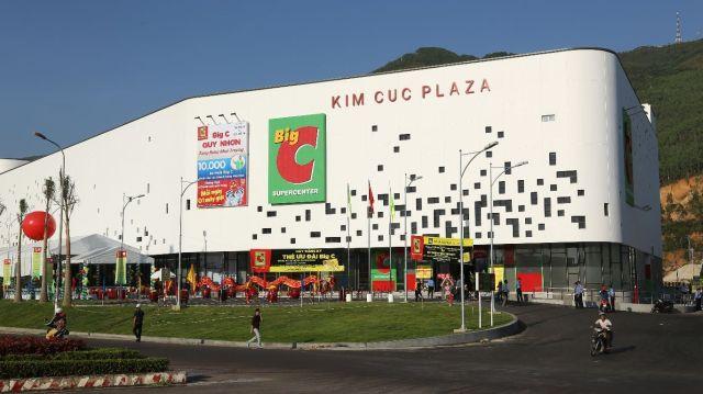 Vì rào cản, Saigon Co.op chấp nhận Big C thuộc về Central Group