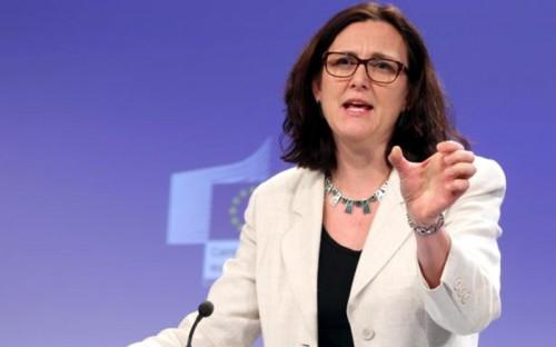 Tuyên bố của Cao uỷ Thương mại EU về chính sách thương mại