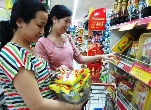 Doanh nghiệp lớn đua 'giành phần' trên bàn ăn người Việt
