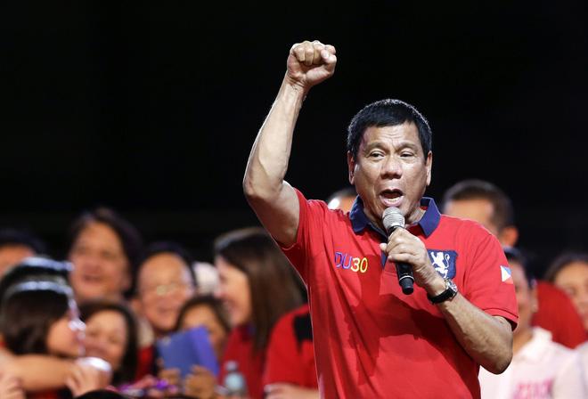 Tân Tổng thống Philippines tiếp tục có những phát biểu gây sốc