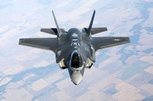 tia chop f-35 cua my. anh:usaf
