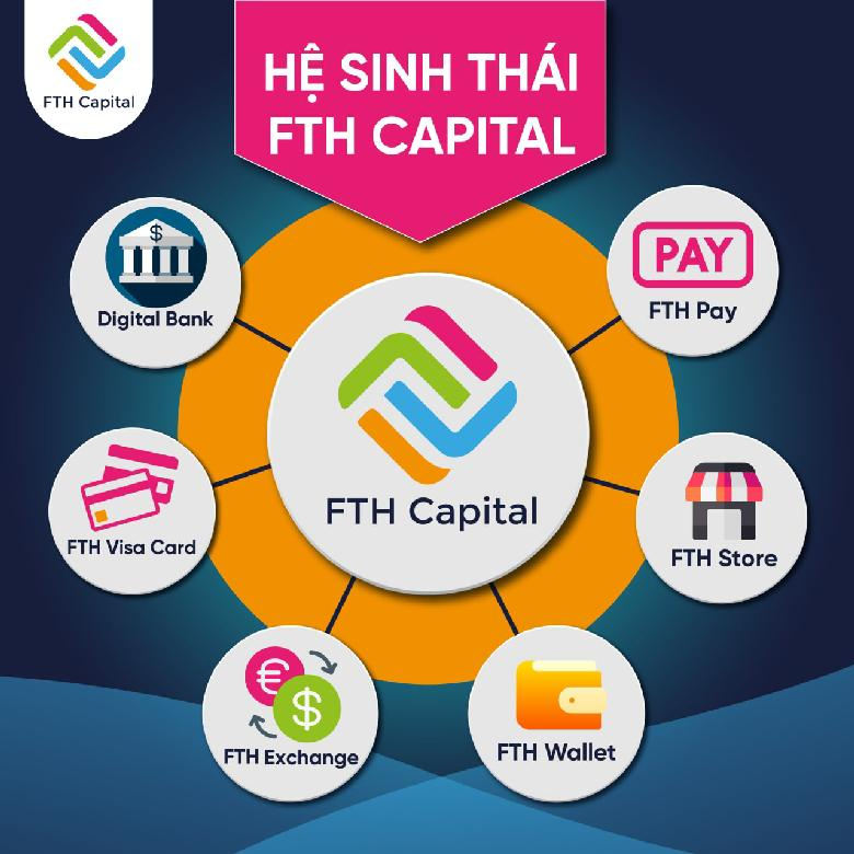 Hệ sinh thái đa ngành FTH Capital - Chiến lược phát triển bền vững