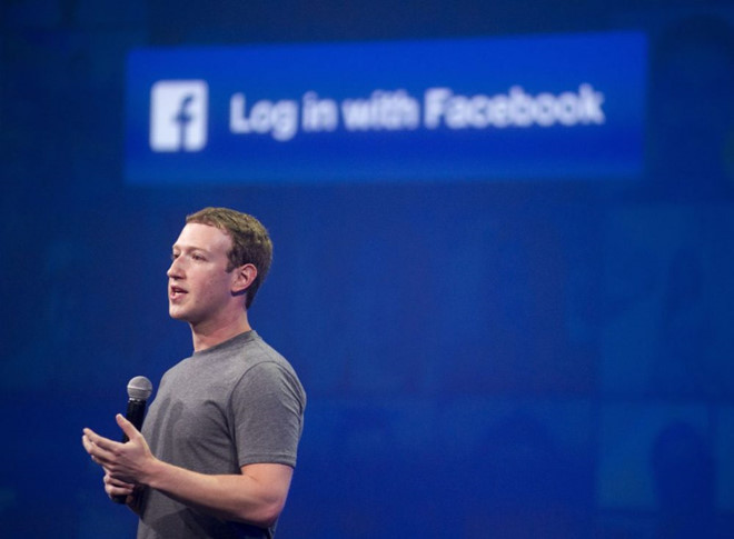 nguoi sang lap facebook mark zuckerberg. anh: afp.
