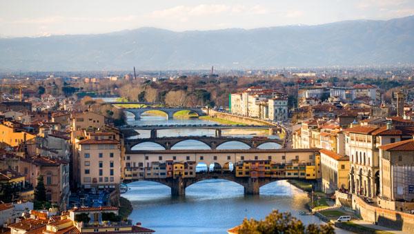 Thành phố có hàng trăm gia tộc giàu suốt 600 năm