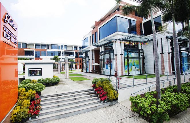 Galleria: Phong cách kiến trúc Địa Trung Hải giữa Nam Sài Gòn