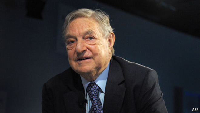 Tin hay không tin George Soros?